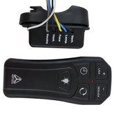 Controle Remoto para Ventilador de Teto e Lâmpada  - DELTA-VD-310M2