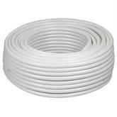 Rolo de Mangueira Branca para Chuveiro - 50 Metros - PLASTIC MANGUEIRAS-HD10B5