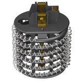 Resistência 5700W 220V para Ducha Gorducha 4T - CORONA-3340CO119
