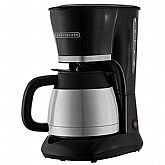 Cafeteira Elétrica com Jarra em Inox 800W  para até 20 Cafés - BLACK+DECKER-CM200I