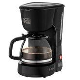 Cafeteira Elétrica 600W  para até 12 Cafés com Jarra de Vidro  - BLACK+DECKER-CM120