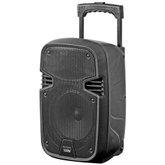Caixa de Som Multifuncional Ativo Amplificadora 8Pol. 100W RMS FM/SD/USB/P2  - MULTILASER-SP241