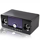 Caixa de Som MP3 Bass Box 2.1 - 20W RMS - MULTILASER-SP117