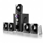 Home Theater Black Wave 80W 5 em 1 - MULTILASER-SP110