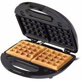 Máquina de Preparar Waffles 700W  - BLACK+DECKER-WF780