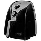 Fritadeira Elétrica sem Óleo 2,5L 1500W   - BLACK+DECKER-BLACKFRYER