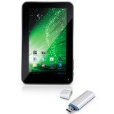 Tablet M7 Preto 7 Pol. + Modem 3 G - MULTILASER-NB097+3G