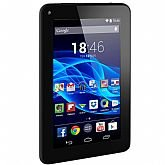 Tablet Multilaser M7s Preto Quad Core Android 4.4 7 Pol. 8Gb Dual Câmera - MULTILASER-NB184