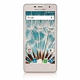 Smartphone 3G Dual Chip 5 Pol. Android 6.0 MS50S Branco + Micro SD 16GB - MULTILASER-NB263