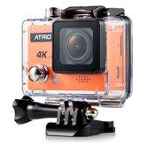 Câmera e Filmadora de Ação Astrio Fullsport 4K com Case à Prova D Água - MULTILASER-DC185
