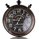 Relógio de Parede Decorativo Kensington Station London - VETRO-613859