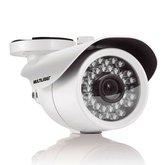Câmera de Segurança Externa AHD 1080p 3.6mm 24 Leds Branca - MULTILASER-SE175