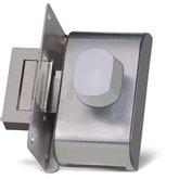 Fechadura Elétrica para Porta de Vidro Cromada PV-90 1R - HDL-90.01.03.003
