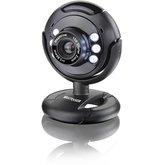 Webcam Night Vision Plug e Play 16 Mp Preto - MULTILASER-WC045