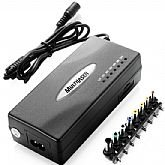 Carregador Universal para Tomadas com Saídas USB - 90W RMS - MULTILASER- CB007