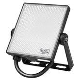 Refletor Led 800 Lúmens 10W 6500K Luz Branca Bivolt - BLACK+DECKER-BDR1-0800-01