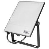 Refletor Led 4000 Lúmens 50W 6500K Luz Branca Bivolt - BLACK+DECKER-BDR1-4000-01