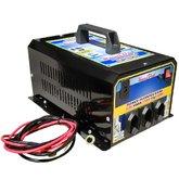 Inversor de Potência Automotivo de 12 V para 110 V ou 220 V - REALBAT-IRM800-3SAIDA