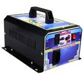 Inversor de Potência Automotivo 800 W 12 V para 110 V ou 220 V com 01 Saída - REALBAT-IR8000-1SAIDA