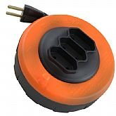 Extensão Pop Spin PL 2 x 0,75mm x 5 Metros - DANEVA-1495