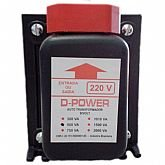 Auto Transformador Bivolt 500VA - D-POWER-AT500