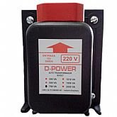 Auto Transformador Bivolt 750VA - D-POWER-AT750