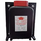 Auto Transformador Bivolt 1500VA - D-POWER-AT1500