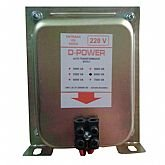 Auto Transformador Bivolt 6000VA - D-POWER-AT6000