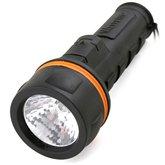 Lanterna Emborrachada Média com Alça  - WESTERN-EL3