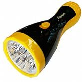 Lanterna de 15 LEDs Recarregável Bivolt - TITANIUM-4208