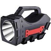 Lanterna Holofote Portátil Recarregável 3W Bivolt - NSBAO-YG-5528