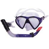 Conjunto de máscara de lente dupla e respirador THAI - NAUTIKA-48078