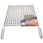 Grelha Americana 55 x 50cm em Aço Inox para Churrasqueira - SELMETAL-GAM5550