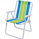 Cadeira Alta de Aço e Polietileno - mor-002002