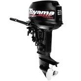 Motor de Popa 25 Hp Rabeta Curta com Marcha - TOYAMA-TM25TS