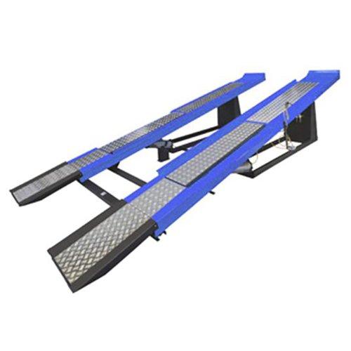 rampa para alinhamento de direção pneumática azul 4 t
