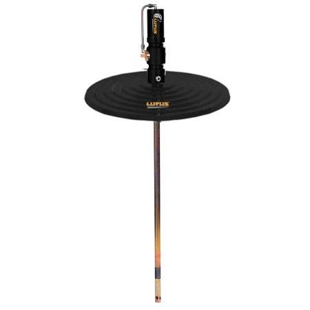 propulsora pneumática para graxa adaptável em tambores de 200kg