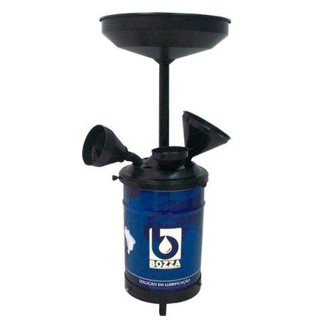 pingadeira de óleo de 24 litros com 3 funis