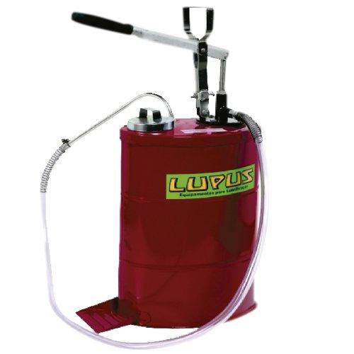 balde de óleo oval de 18 litros para óleo lubrificante