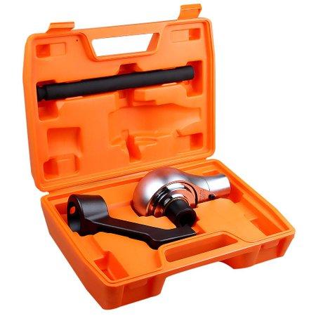 mutiplicador de torque com encaixes de 1/2 e 3/4 pol. 1.500nm