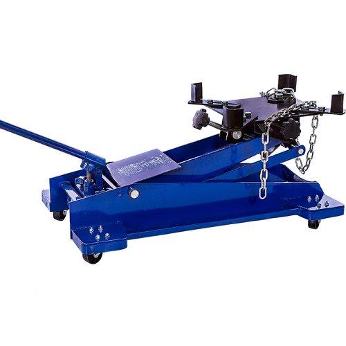 macaco hidráulico azul para caixa de transmissão 500kg