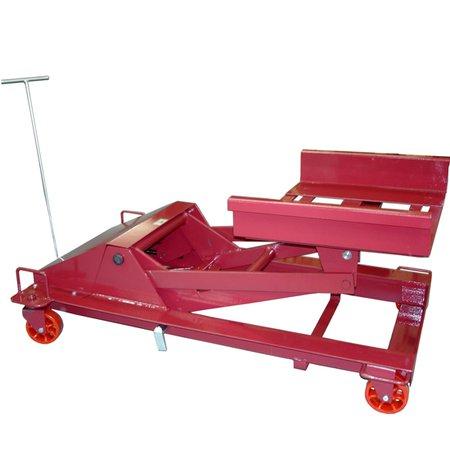macaco mecânico universal para caixa de câmbio de caminhões médios e pesados