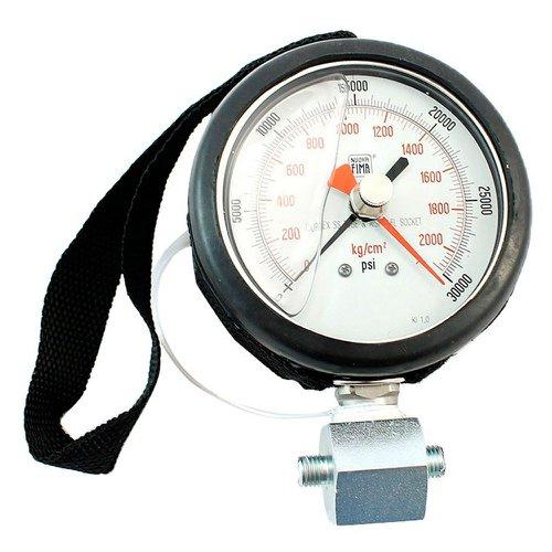 medidor de pressão bomba combustível de motores diesel