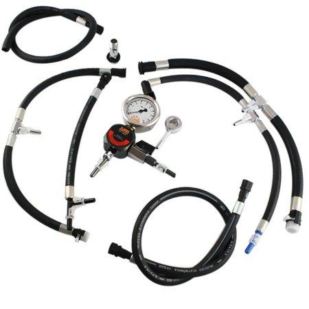 conjunto p/ teste da linha de baixa pressão de caminhões diesel com injeção eletrônica