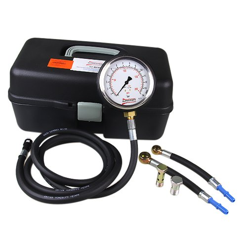 medidor de pressão da bomba de galeria ou bomba auxiliar de motores diesel