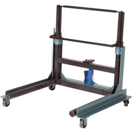 sacador hidráulico de rodas