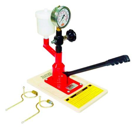 manômetro para teste de bicos injetores diesel