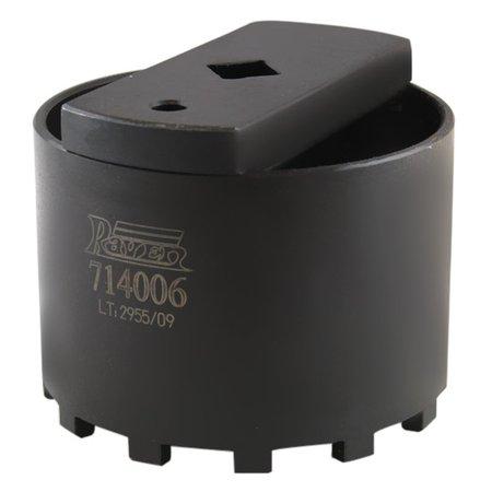 chave de garras 3/4 pol. para anel toscado de retenção do rolamento cônicos do pinhão
