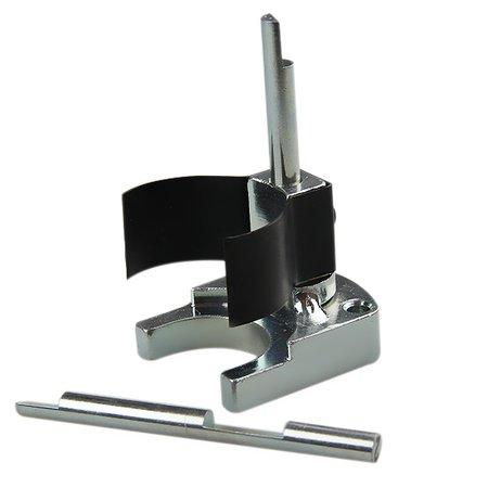 gabarito para ajuste dos balancins das unidades injetoras pde dos motores scania