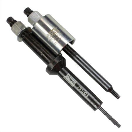 ferramentas para extração e colocação das camisas de cobre dos injetores de motores volvo eletrônicos